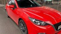 Cần bán lại xe Mazda 3 1.5 AT 2016, màu đỏ chính chủ