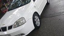 Cần bán Daewoo Lacetti đời 2004, màu trắng, xe nhập