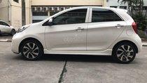 Bán xe Kia Morning Si 1.25 AT đời mới 2017 nữ công chức đang đi