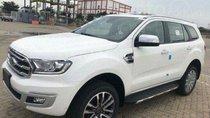 Bán xe Ford Everest Titanium, màu trắng, giao ngay, nhập khẩu nguyên chiếc