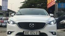 Cần bán xe Mazda 6 2.0 Premium đời 2017, màu trắng