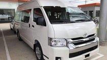 Bán Toyota Hiace 2018, màu trắng, nhập khẩu