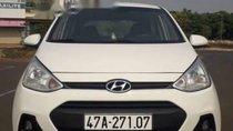 Bán xe Hyundai Grand i10 đời 2014, màu trắng, nhập khẩu còn mới