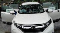 Cần bán lại xe Honda CR V 2018, màu trắng, nhập khẩu