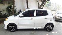 Cần bán xe Kia Morning AT SLX sản xuất năm 2009, màu trắng, nhập khẩu