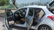 Cần bán Hyundai Grand i10 2014, màu bạc, xe nhập