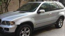 Bán xe BMW X5 năm sản xuất 2007, màu bạc chính chủ