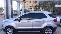 Cần bán xe Ford EcoSport 1.5AT sản xuất năm 2015, màu bạc