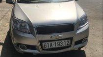 Cần bán xe Chevrolet Aveo năm 2014, 265tr