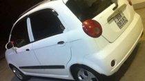 Cần bán lại xe Chevrolet Spark LS 0.8 MT đời 2009, màu trắng