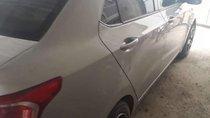 Bán lại Hyundai Grand i10 2015, màu bạc, xe nhập