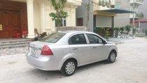 Cần bán xe cũ Daewoo Gentra 2007, màu bạc