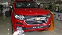 Bán Chevrolet Colorado đời 2019, màu đỏ, xe nhập