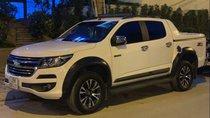 Cần bán xe Chevrolet Colorado AT đời 2017, màu trắng, nhập khẩu