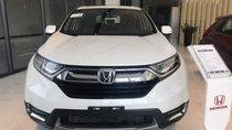 Bán xe Honda CR V L 1.5 Turbo đời 2019, màu trắng, nhập khẩu nguyên chiếc