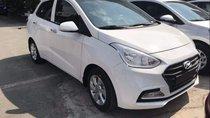 Cần bán Hyundai Grand i10 1.2 sản xuất năm 2019, màu trắng, giá tốt