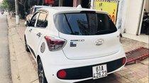 Cần bán xe Hyundai Grand i10 2017, màu trắng như mới, giá chỉ 348 triệu
