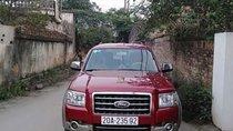 Bán Ford Everest đời 2009, màu đỏ số sàn