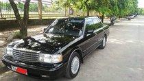 Bán Toyota Crown Royal Salon 3.0 MT 1995, màu đen, nhập khẩu