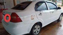 Cần bán lại xe Daewoo Gentra 1.5 MT 2008, màu trắng