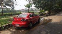 Bán ô tô Mazda 3 2.0 sản xuất năm 2009, màu đỏ, nhập khẩu nguyên chiếc