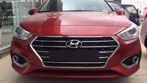 Bán xe Hyundai Accent MT năm sản xuất 2019, màu đỏ