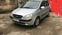 Cần bán Hyundai Getz sản xuất 2010, màu bạc, số sàn