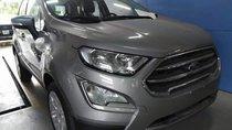 Cần bán lại xe Ford EcoSport 1.5 Titanium 2018, màu xám, giá cạnh tranh