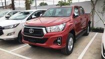 Bán Toyota Hilux sản xuất 2019, màu đỏ, nhập khẩu