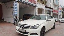Cần bán gấp Mercedes C250 2011, màu trắng số tự động