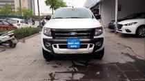 Bán Ford Ranger 2014, màu trắng, nhập khẩu, số tự động