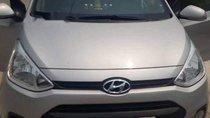 Bán lại xe Hyundai Grand i10 sản xuất năm 2015, màu bạc, xe nhập còn mới