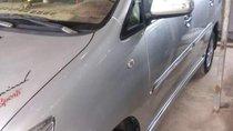 Cần bán xe Toyota Innova năm 2014, màu bạc, biển số thành phố