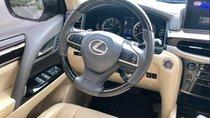 Bán Lexus LX 570 sản xuất năm 2016, màu đỏ, nhập khẩu số tự động