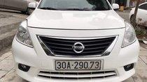 Cần bán gấp Nissan Sunny VX đời 2014, màu trắng, nhập khẩu