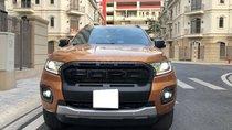 Bán ô tô Ford Ranger 2.0L Biturbo 2018, màu cam, xe nhập, giá chỉ 895 triệu