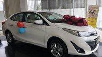 Toyota Vios G số tự động 2019 – Tặng bảo hiểm vật chất