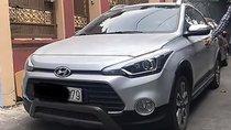 Cần bán lại xe Hyundai i20 Active năm 2016, màu bạc, nhập khẩu nguyên chiếc