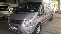 Cần bán Ford Transit năm 2012, màu bạc