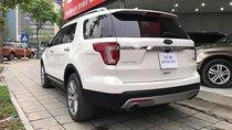 Bán Ford Explorer năm sản xuất 2017, màu trắng, nhập khẩu