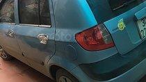Bán ô tô Hyundai Getz sản xuất 2009, màu xanh lam, nhập khẩu