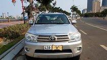 Bán Toyota Fortuner 2.7AT 4x4 2009, màu bạc, xe gia đình