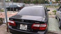 Bán Mazda 626 2.0 MT đời 2001, màu đen, 179 triệu