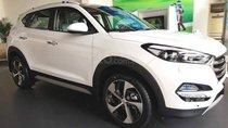 Bán Hyundai Santa Fe đời 2019, mới màu trắng