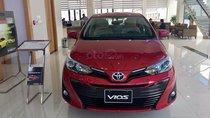 Cần bán Toyota Vios G đời 2019, màu đỏ, 576 triệu