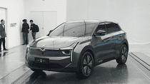 Hozon Auto U - ô tô điện Trung Quốc mang hơi hướng thiết kế xe VinFast Concept