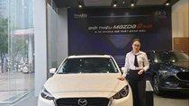 Bán Mazda 3 năm 2019, màu trắng, xe mới hoàn toàn