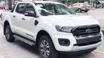 Cần bán xe Ford Ranger sản xuất năm 2018, màu trắng, nhập khẩu