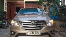 Chính chủ bán Toyota Innova 2014, màu vàng cát