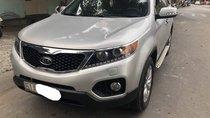Bán Kia Sorento 2.4L đời 2013 số tự động, màu bạc xe gia đình sử dụng kỹ nên còn khá mới